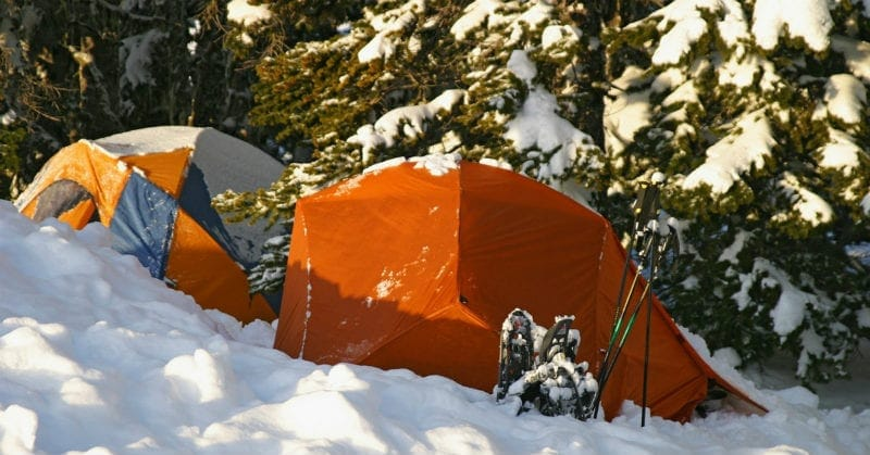 The Best Winter Tents for C&ing u0026 Backpacking in the Cold & 12 Of The Best Winter Tents for Camping u0026 Backpacking
