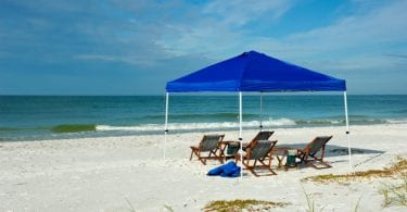 The Best Beach Canopies Sunshades For A Sunny Sandy Get Together Updated 2018