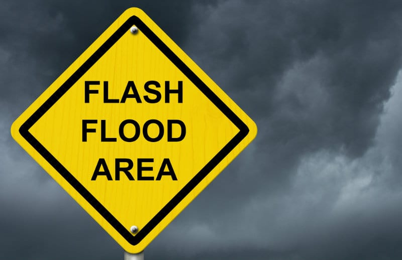 flash flood videos