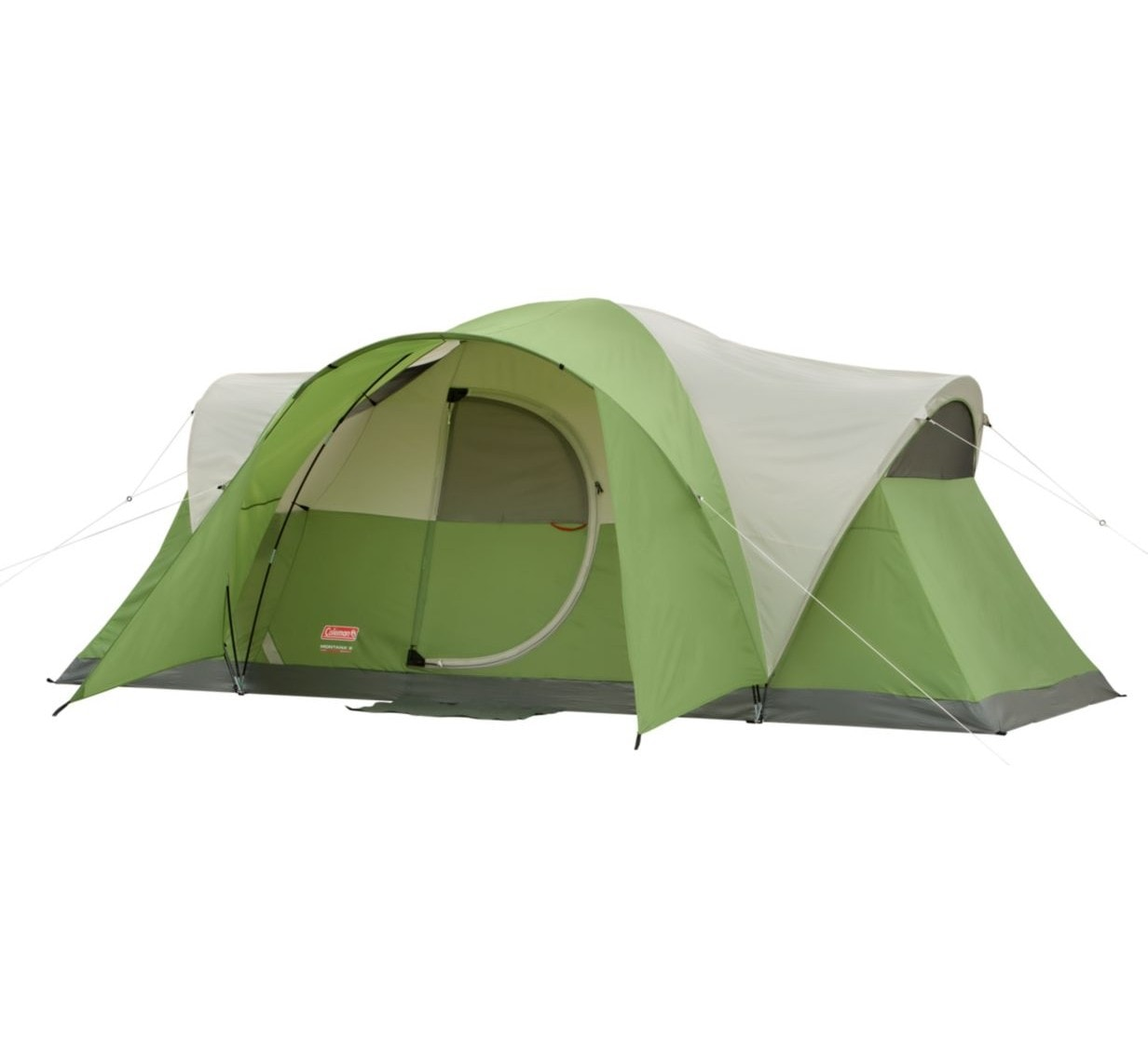 coleman montana 8 - best budget 8 person tent
