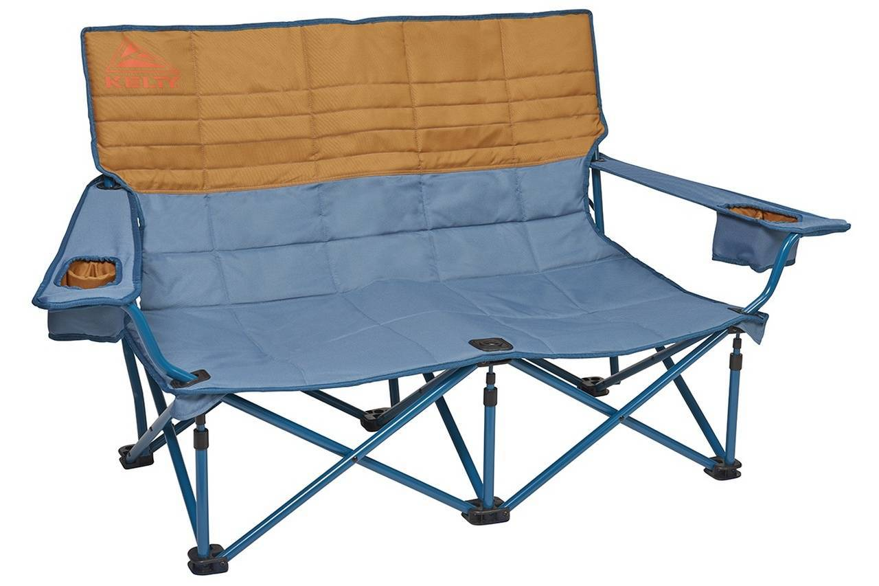 kelty loveseat - super comfy double camping chair