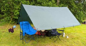how to choose a camping tarp