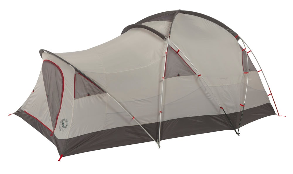 big agnes mad house 6 person 4 season tent