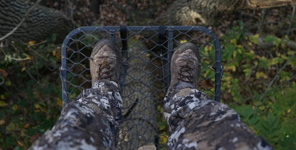 best time to hang tree stands